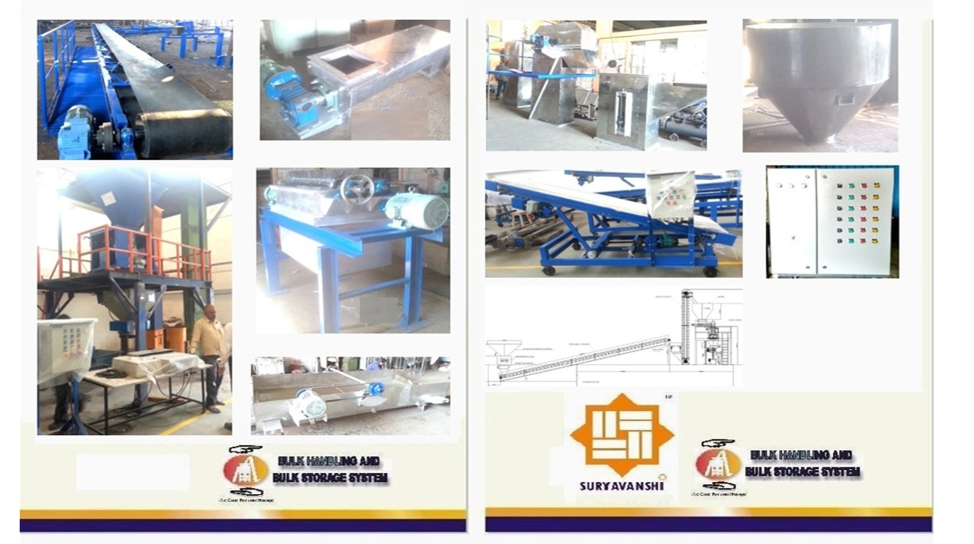 FERTILIZER PLANT MACHINERY & EQUIPMENTS