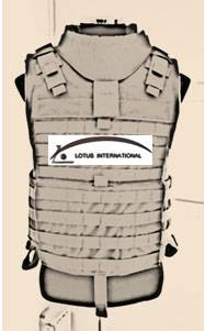 Military Tactical Amored Vest LTS-MTA01