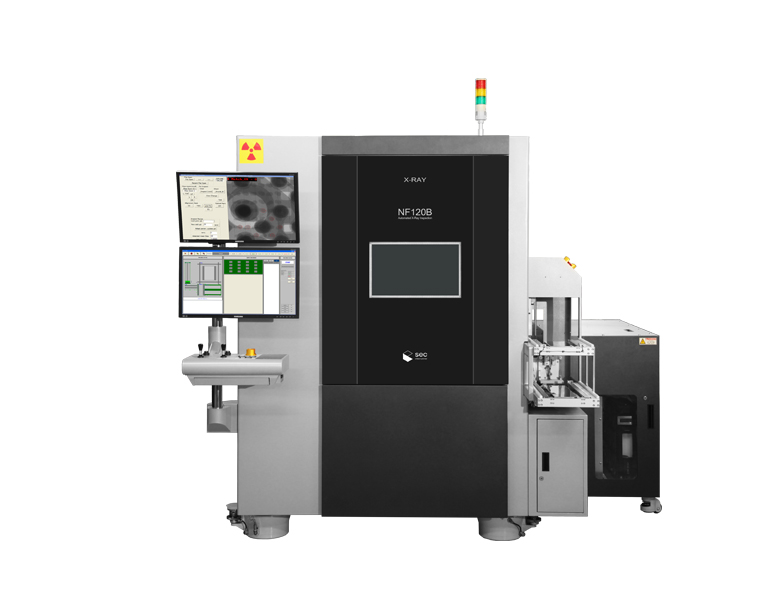 X-Ray Inspection System: X-eye NF120 from South Korea