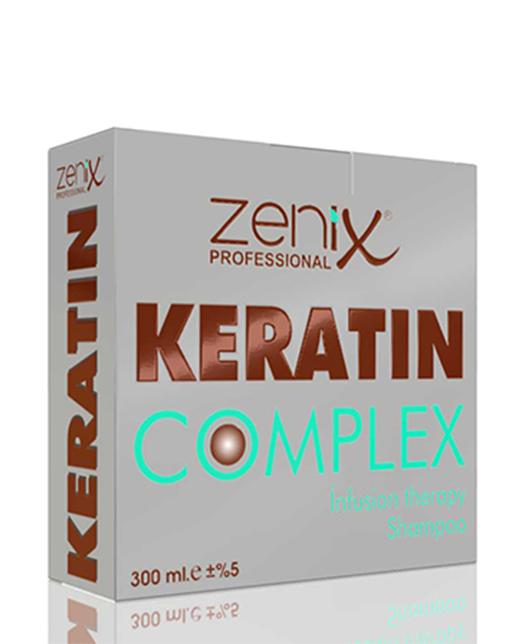 Zenix Keratin Shampoo