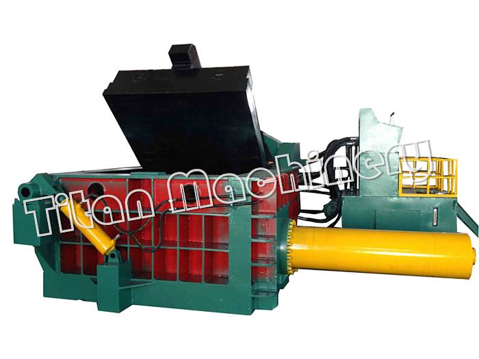 Y81 series hydraulic metal baler