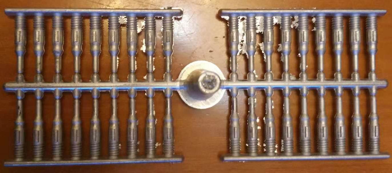 Zinc die casting products
