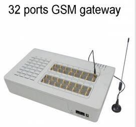 32 ports gsm gateway