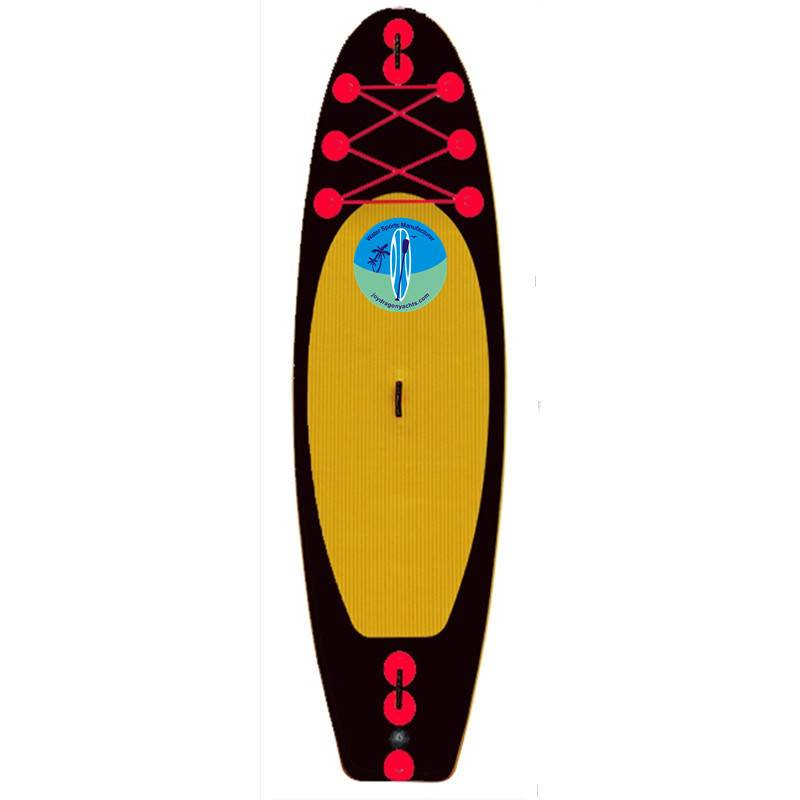 joy dragon Inflatable Stand-Up Light Weight Paddle Board SUP Board