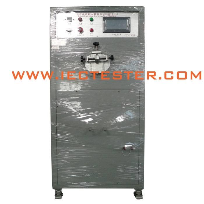 Household Washing Machine Inlet Drain Pipe Bending Test Equipment