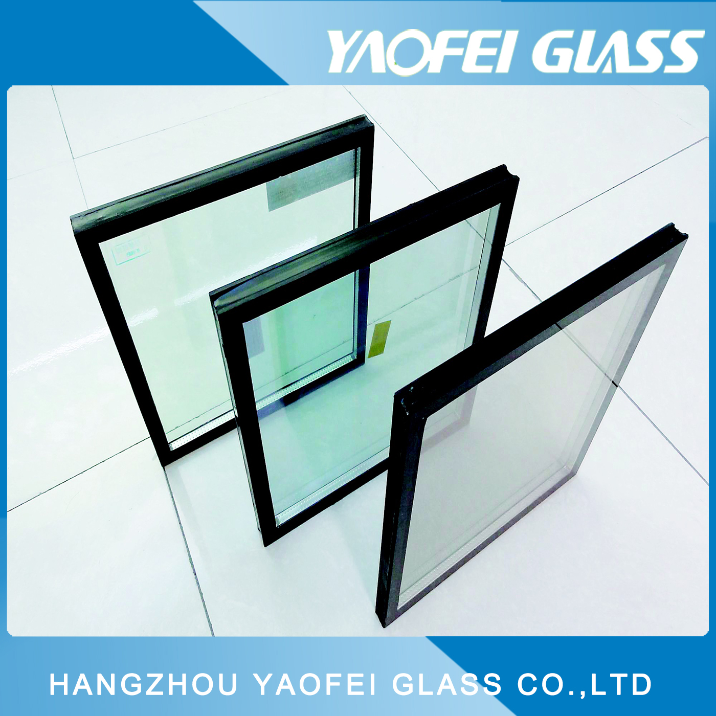 Customized Insulated Glass/ Building Glass