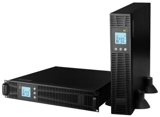 Mona UPS RM Series Online Rack Mounted UPS 1-10Kva Pure Sine Wave Uninterrupted Power Supply Tower C