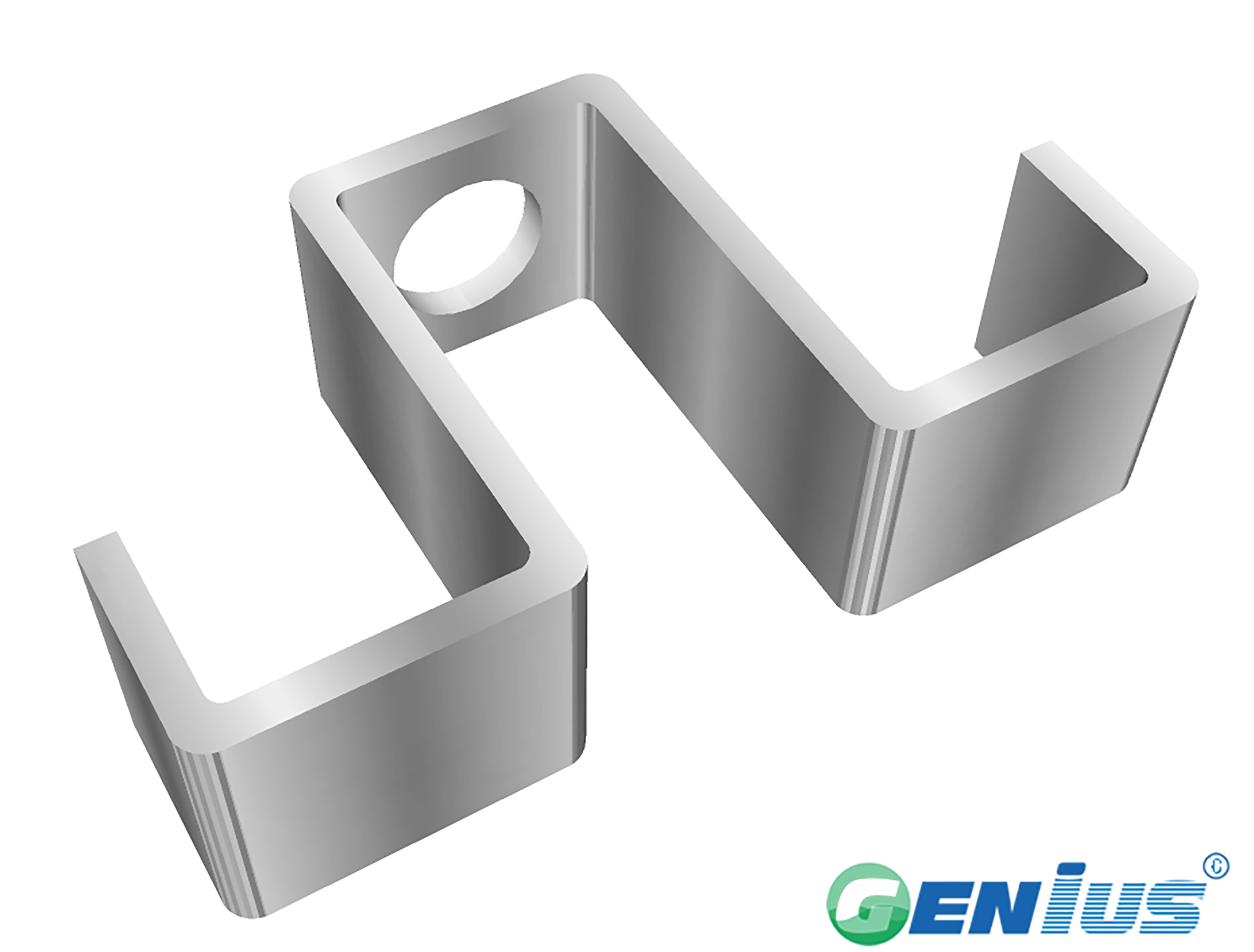 Type M clips(Stainless steel 304)