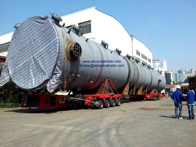 China SPMT manufacturer