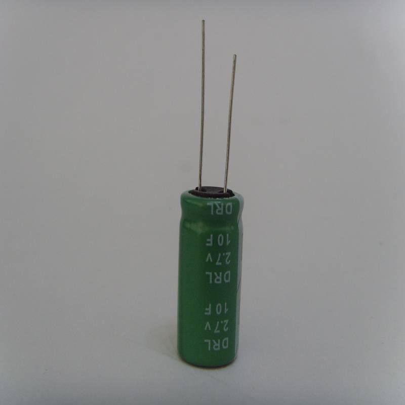 Capacitor plant super capacitor 10f 2.7v