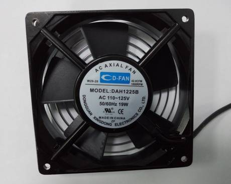 120x120x25mm 1225 12025 115v 230v AC axial cooling fan