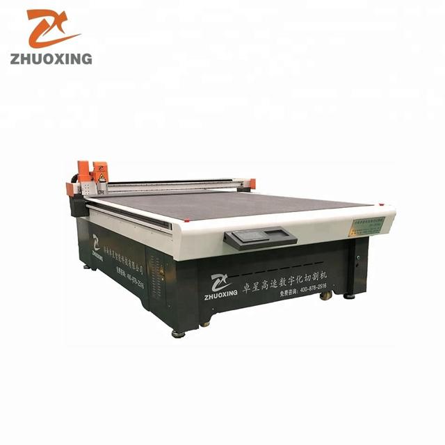 popular Double Side Auto Feeding Rubber Floor Mat Cutting Machine