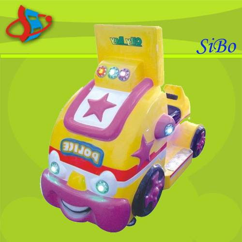 GM5698 2013 coin operated hot sale attractive kiddie rides for kids driving amusement