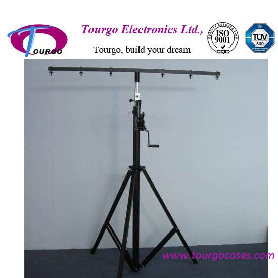 Tourgo Lighting Stand, Lighting Stand, Crank Stand