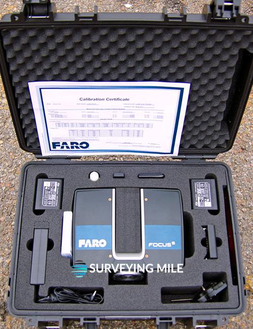Faro Focus S 350 Laser Scanner