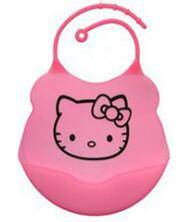 Silicone baby bibs food-grade FDA certificate