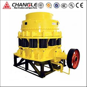 Cone Crusher and Spare Parts