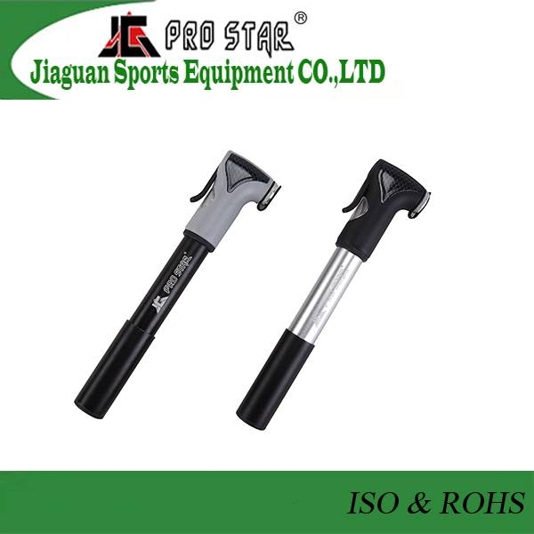 Pocket Aluminum 6063 Bicycle Pump with Accurate Gauge