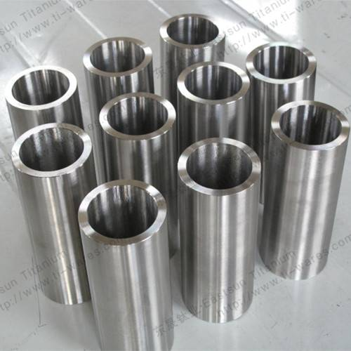 Baoji Eastsun Titanium pipes