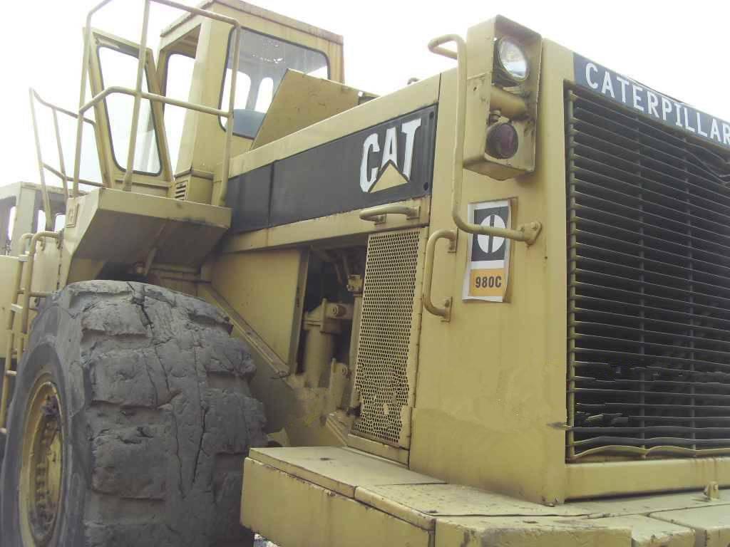 Used CAT 980C Wheel Loader