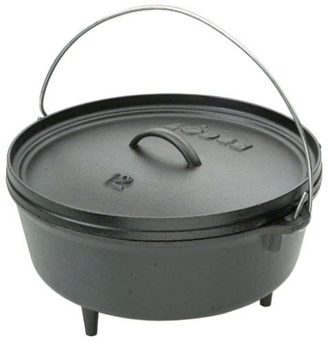 cast iron camping dutch oven, adequate quality Product