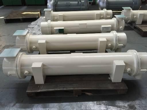 Mining dump truck oil cooler-OEM factory ASME ISO9001 certified