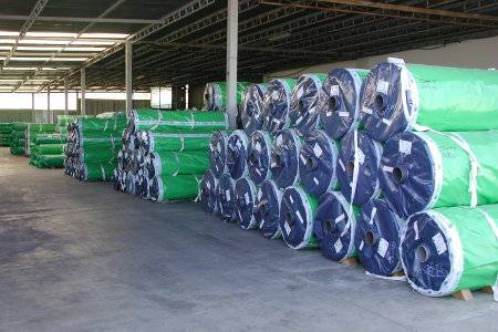THV films, thin tubes and tapes