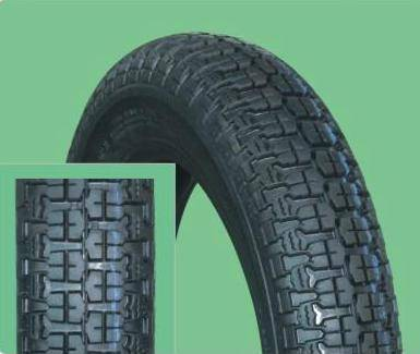 Tyres and tubes for motorcycle