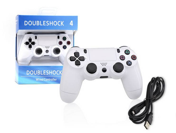 PS4 Doubleshock4 wired controller