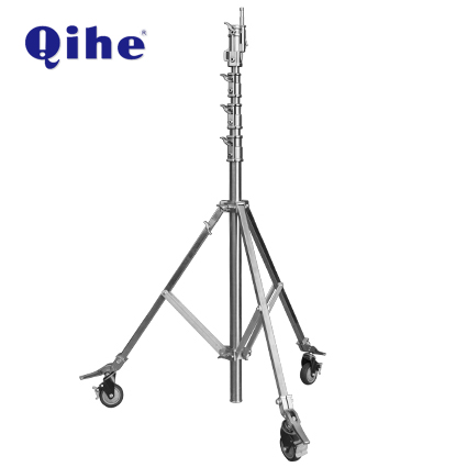 4.25M Stainless Steel Light Stand,Suitable For Video Light