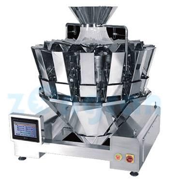 ZH-10 Multi Head Weighing Machine /Multi head weigher