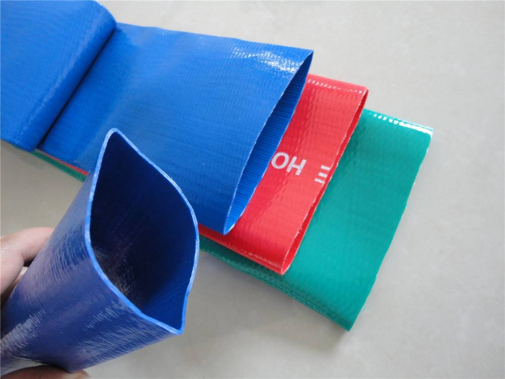 PVC LAY FLAT HOSE FROM WEIFANG SUNGFORD INDUSTRIAL CO.,LTD