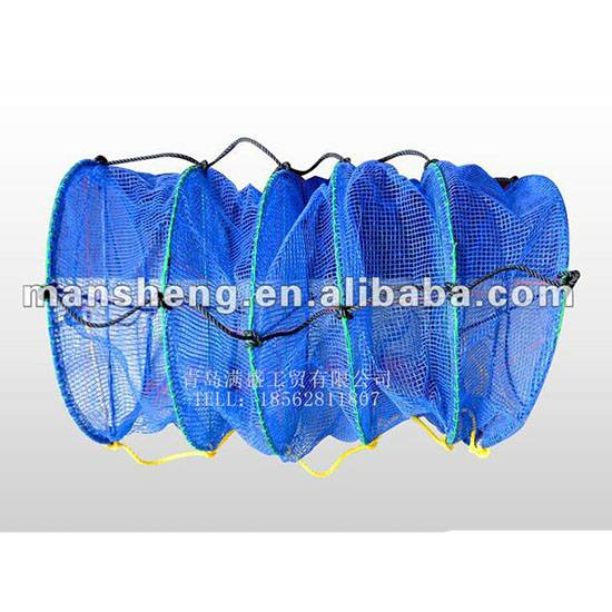 scallop/oyster cage/lantern net for scallop farming