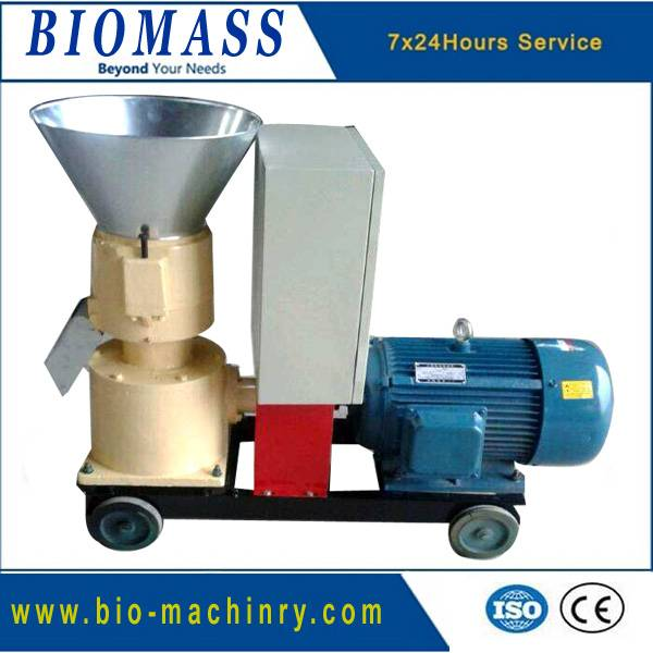 Chicken and pig feed machine and feed pellet mill