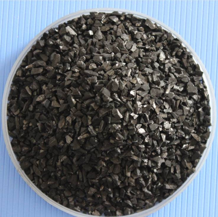 ZHTY-A2 type Low Residue on ignition content coconut shell activated carbon price for sale