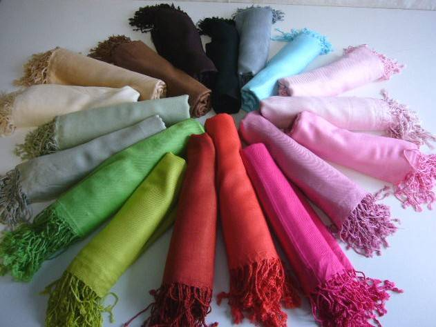 Shawls, Scarves & Stoles