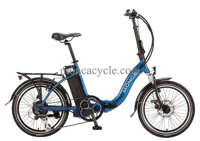 Quality Electric Folding Bike with LiFePo4 Battery M203