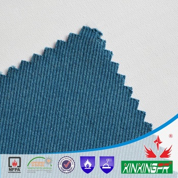 100% cotton flame retardant Satin Fabric