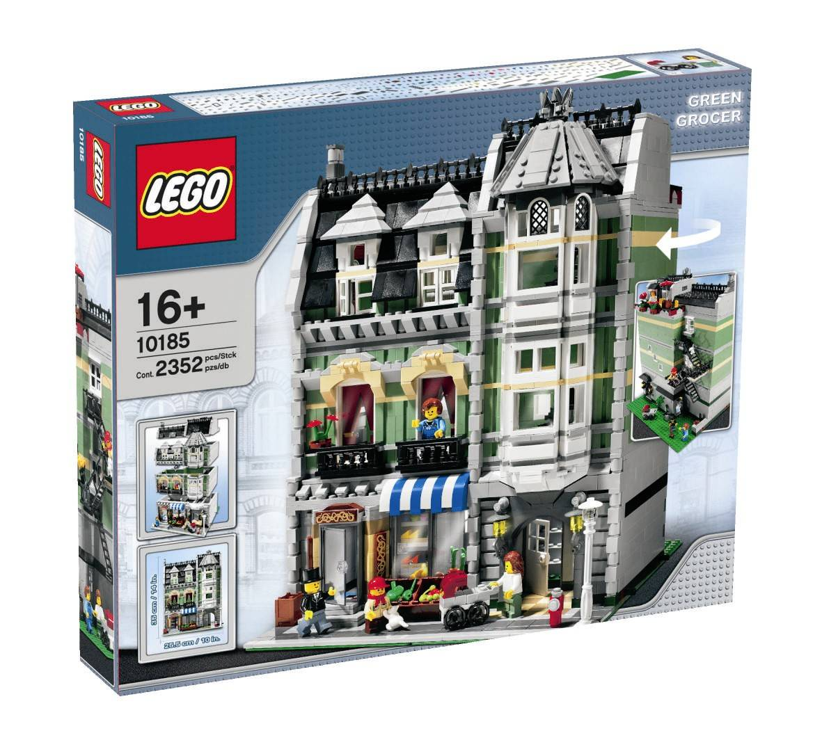 WHOLESALE LEGO Creator Green Grocer 10185 Lego Town Sets