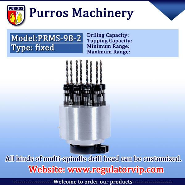 Multi Spindle Drilling Machine, PURROS PRMS-98-2