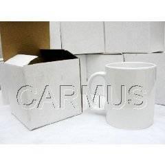 Sublimation white coated mug 11oz