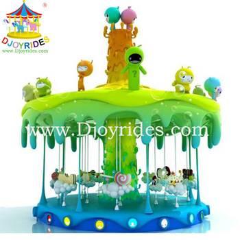 Commercial Carousel For Kids