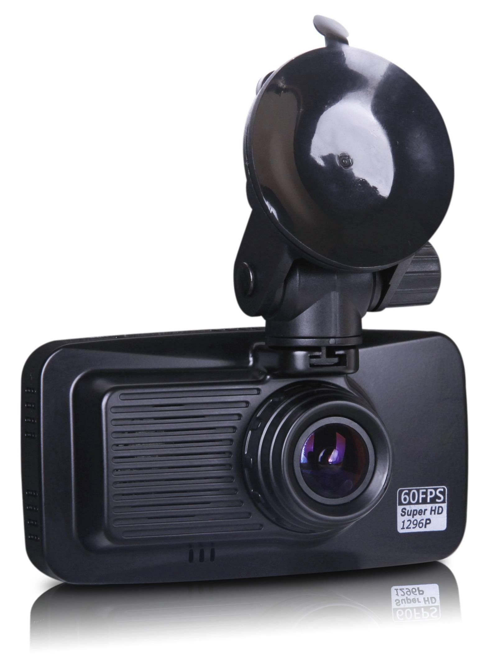 2.7inch LCD display ambarella a7 gps car dvr full hd 1296P car video recorder with A7LA70D+AR0330 LD