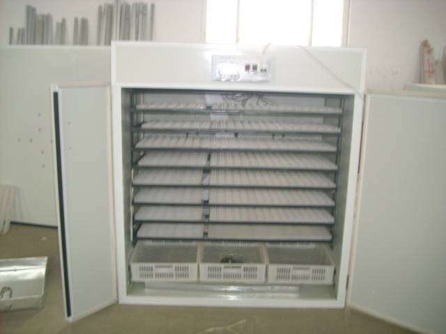 Intelligent Hatchery Equipment Egg Incubator YZTIE-15 (CE approved !)