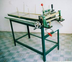 Glass Tube Cutting Machine