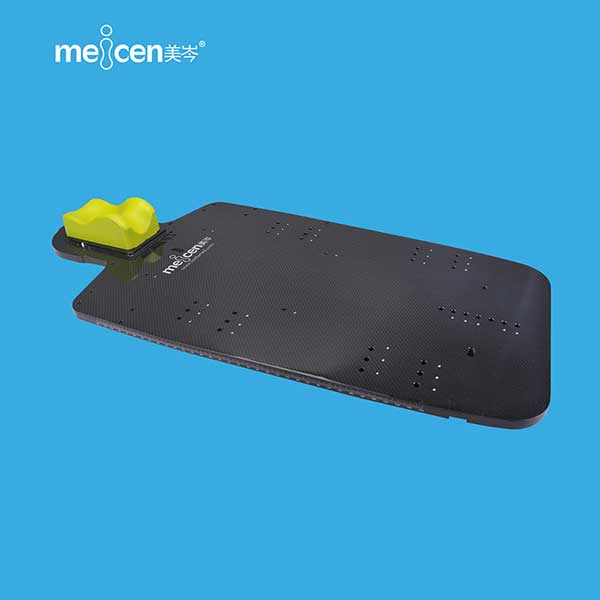 Meicen C-Series All-in-one Baseplate Carbon Fiber Radiotherapy Baseplate, push-pin base plate
