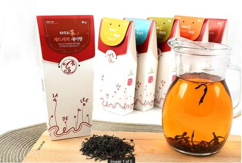 [JADE:LEE] Green Tea (1year/Full Leaf Tea)