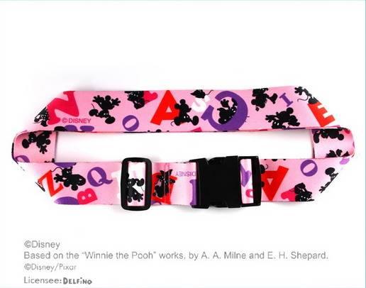 custom luggage strap