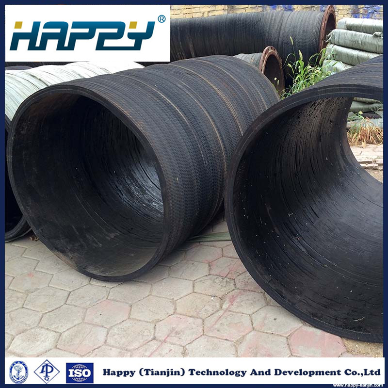 Flexible Rubber Hose for Slurry & Mud Delivery