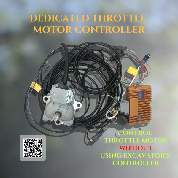 Komatsu Throttle Motor Controller